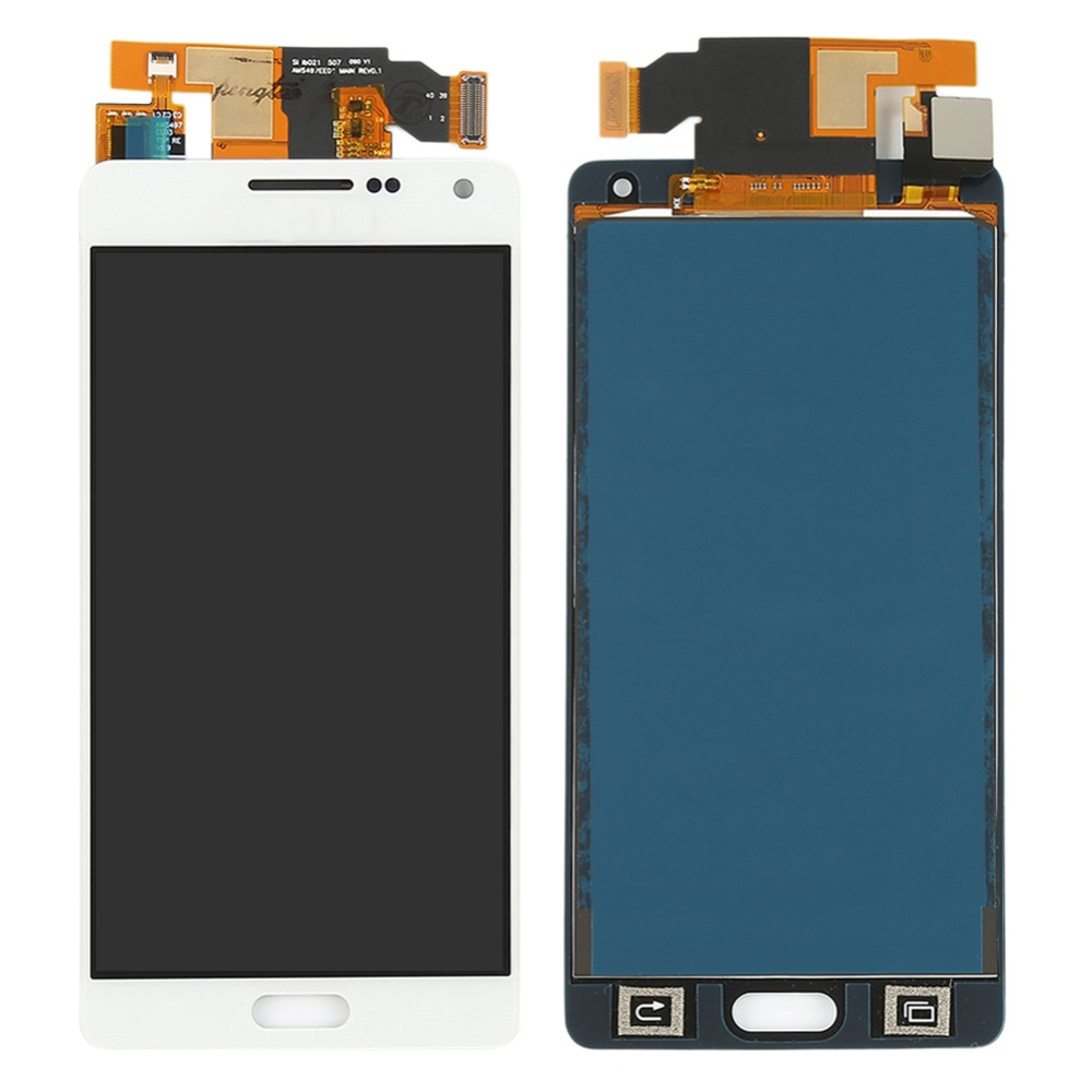 Image 2 - Replacement LCD For Samsung Galaxy A5 2015 A500 A500F A500FU A500H A500M Phone LCD Display Touch Screen Digitizer 100% Tested-in Mobile Phone LCD Screens from Cellphones & Telecommunications