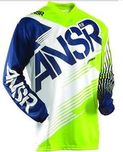 Wholesale MOTO New MTB Off Road BMX Jersey Long Sleeve Men Camiseta Ropa Mountain Bike Moto Motocross DH Clothing