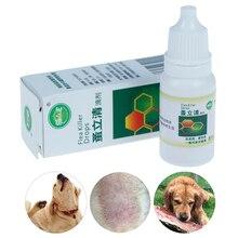 8 мл для домашних животных, собак, кошек, против блох, капель, инсектицид, блошиные вши, средство от насекомых, жидкое средство от насекомых, спрей для домашних животных, собак, щенков, кошек