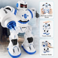 JJRC R3 Infrared Control Programmable Combat Defender Intelligent RC Robot Humanoid Robot Children Gifts