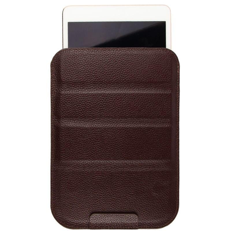 Manga de Couro para Samsung Bolsa de Couro Case Galaxy Sm-t515 T510 T515 Tablet Capa Protetora Genuíno Tab 10.1 Sm-t510