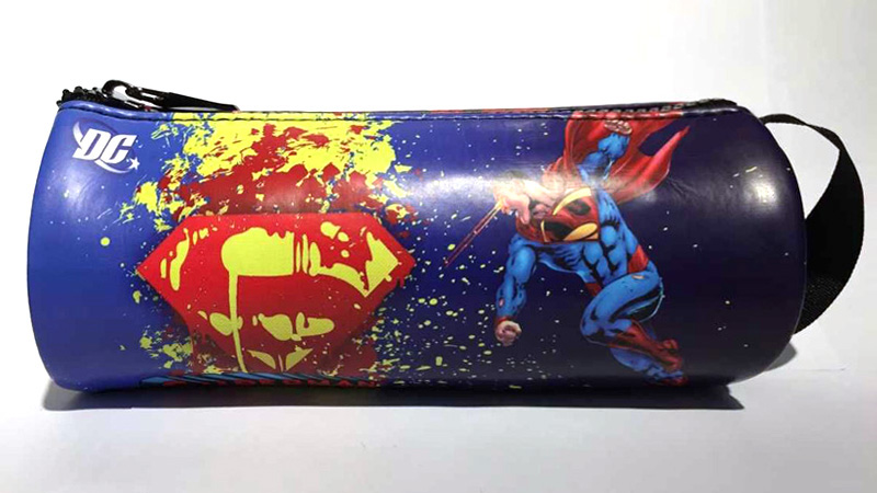 2016 New Arrival Deadpool /Starwars/Joker/Superman Pencil Pen Case Cosmetic Makeup Coin Pouch Zipper Bag Purse Dollar Price cartoon cosmetics bag pokemon go gravity purse bag received wallet makeup pencil pen case bag zelda pokemon ball purse bag wt004