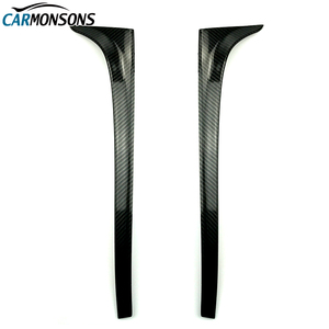 Image 4 - Carmonsons for Volkswagen Golf 7 MK7 Rear Wing Side Spoiler Stickers Trim Cover Accessories Car Styling