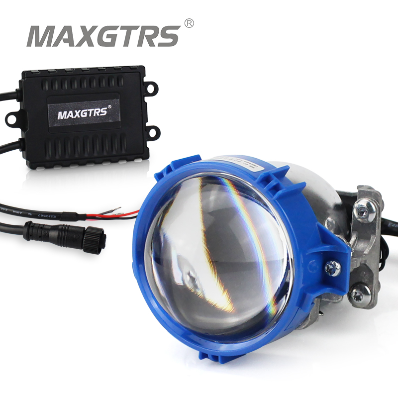 Здесь продается  2017 MAXGTRS Auto Bi-LED Projector Lens Headlight 35W 6000K Hi Lo Beam Auto lighting Car-Styling LED Headlight Autoparts  Автомобили и Мотоциклы