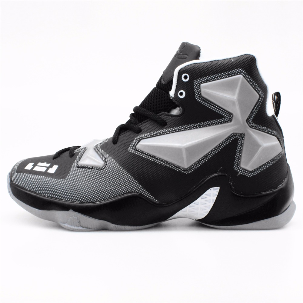 Popular Black Patent Leather Basketball Shoes-Buy Cheap Black ...