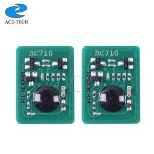Image 2 - Compatible toner reset chip For Ricoh IPSiO SP C710 C711 C720 C721 printer cartridge 515292 ~ 515289