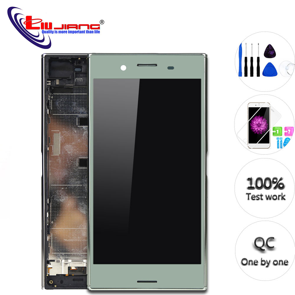 Original 5.5 Display for SONY Xperia XZP LCD Touch Screen Digitizer Assembly Replacement Parts G8142 G8141 LCD with FrameOriginal 5.5 Display for SONY Xperia XZP LCD Touch Screen Digitizer Assembly Replacement Parts G8142 G8141 LCD with Frame