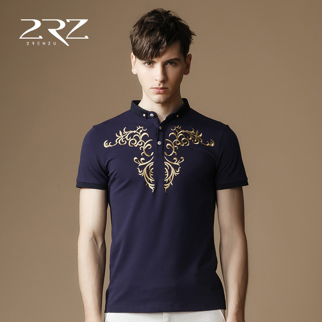 Best polo shirt for embroidery arts arts for High end men s shirts