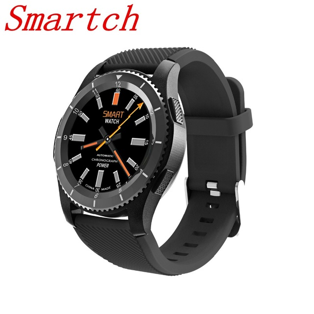цены 2019 Smartch G8 Smartwatch Bluetooth 4.0 SIM Call Message Reminder Heart Rate Monitor Smart Watch For Android Xiaomi Samsung