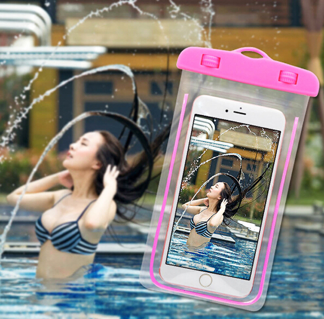 size 40 448fe ea8dc US $4.74 5% OFF|Waterproof Swimming Mobile Phone Cases Pouch Cover Touch  Screen For Galaxy C9 Pro,On8,J5 J7 Prime,On7 (2016),On5 Pro -in Phone Pouch  ...