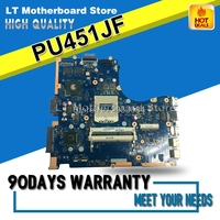 PU451JF laptop motherboard For ASUS PU451 PU451J REV2.0 HM87 socket 940 DDR3 for GeForce 930M graphics card mainboard S 4