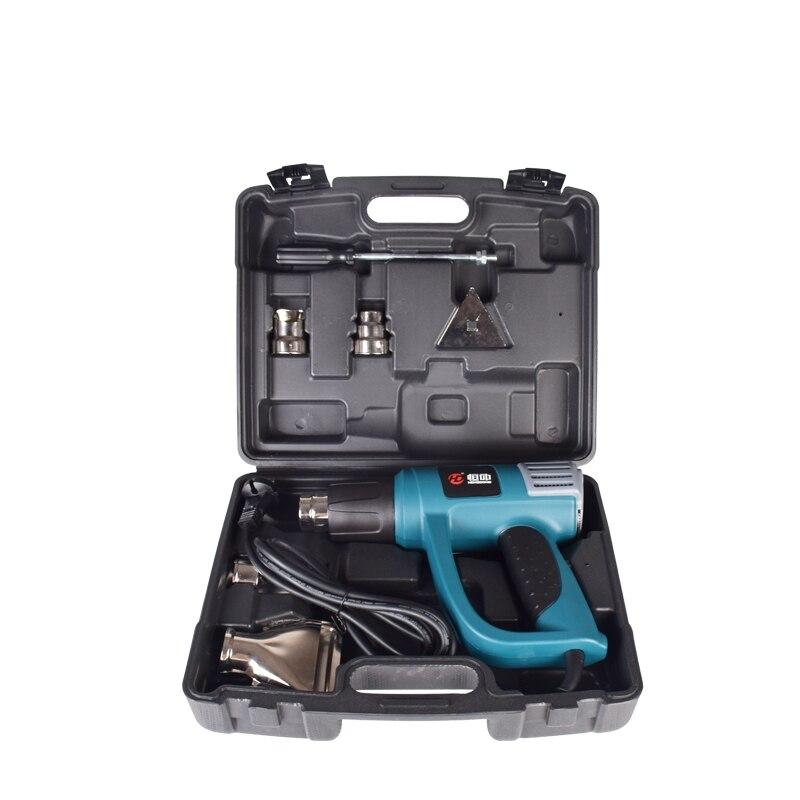 2000 w sèche-Cheveux pistolet/pistolet à air Chaud/ventilateur Industriel pistolet/9 vitesse réglage de la température