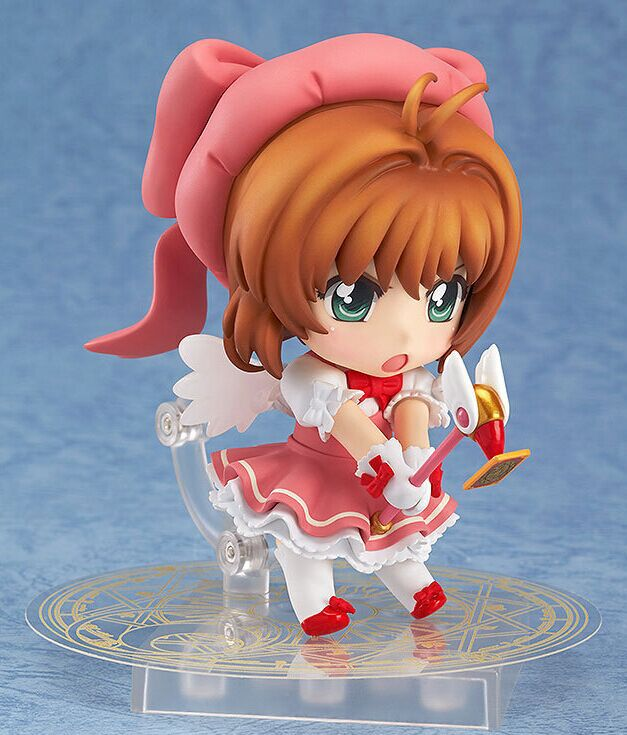 Anime Card Captor Cardcaptor Sakura Kinomotosakura Action Figure Toy Doll For Birthday Christmas Gifts Costumes & Accessories Novelty & Special Use