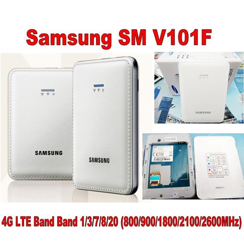 Samsung SM-V101F 4G LTE Mobile WiFi Hotspot