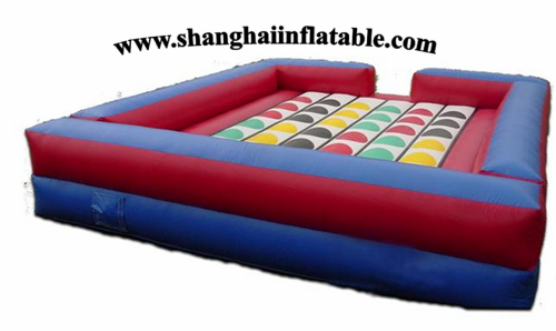 Customized inflatable inflatable font b bouncer b font Inflatable Trampoline Indoor Mini Bouncy Castle for baby