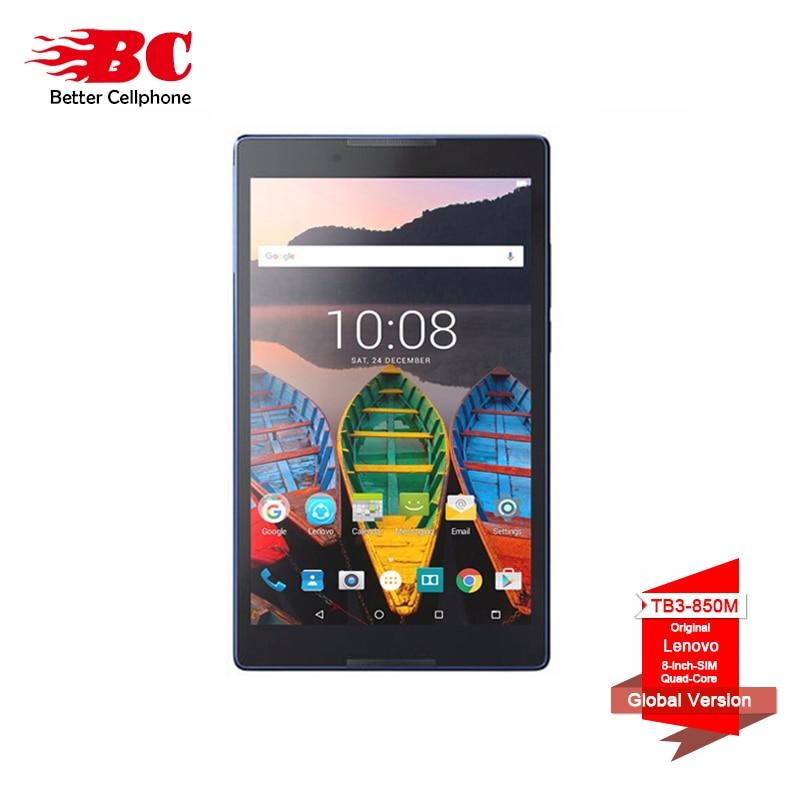 Original New Lenovo TAB3 8 TB3 850M Smartphone MTK MT8735P