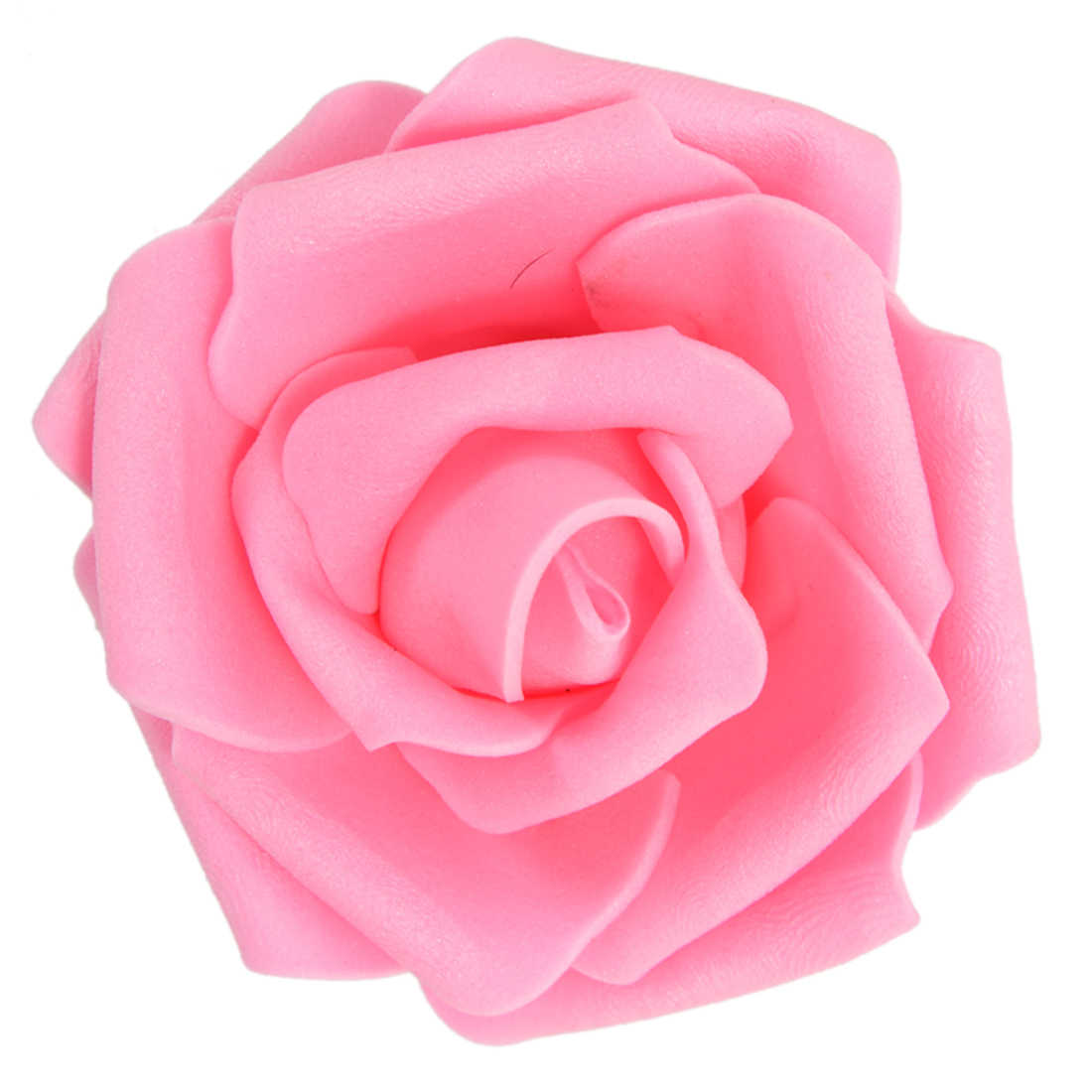 ... 100PCS Foam Rose Flower Bud Wedding Party Decorations Artificial Flower  Diy Craft Red 17 Colors 749f60a3bf