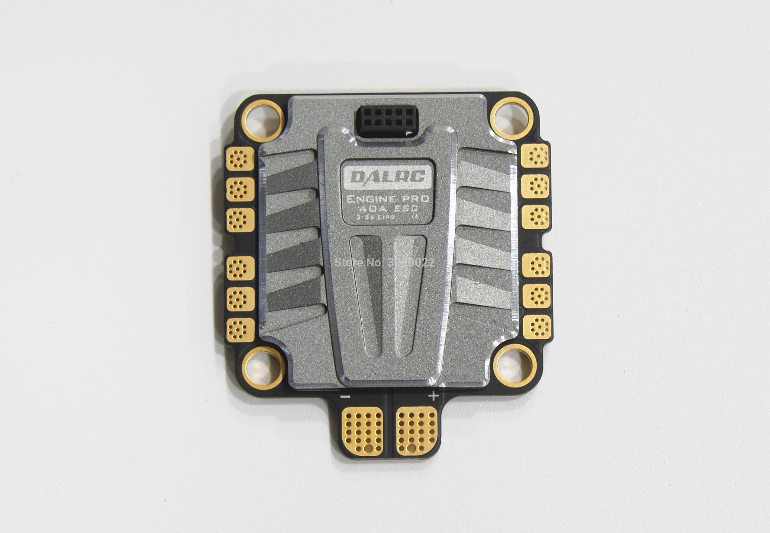 DALRC ENGINE PRO 40A 4IN1 ESC 3-5 S Blheli_32 4 en 1 ESC Brushless DSHOT1200 prêt avec 5 V BEC mise à jour Version 40A pour Drone de course