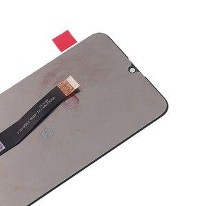 """Image 4 - 6.21 """"orijinal ekran için Huawei onur 10i HRY LX1T LCD ekran dokunmatik ekran digitizer bileşeni onur 10 I LCD onarım parçaları"""