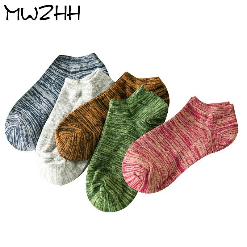 Sensible Mwzhh 2019 Spring Summer New Style Mens Boat Socks Cotton Street Hip-hop Brand Harajuku Hosiery Japanese Style Cool Socks Men Pure And Mild Flavor Underwear & Sleepwears