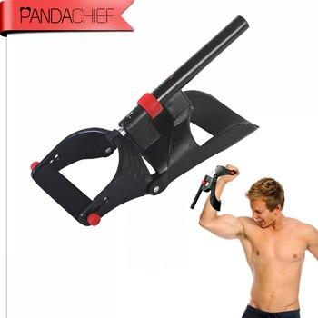 Equipo de entrenamiento para ejercicio de muñeca con empuñadura de muñeca y  mano Spinner gimnasio ejercicio herramienta de muñeca envío gratis 9da7d221dcf