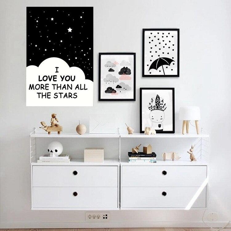 nástěnné umění Romantický deštivý den Plakáty dekorativní nástěnná malba Plátno Umělecká reprodukce Nástěnné obrazy Domácí dekorace Rám nezahrnuje