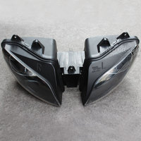 New High Quality Motorcycle Reflektor Przedni Head Light Frontlight Yamaha YZF R1 Do 1998 1999