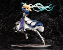 Huong Anime Fate Stay Night Saber Lily Excalibur PVC Action Figure Game Figure Model Collection Figure Toy Brinquedos
