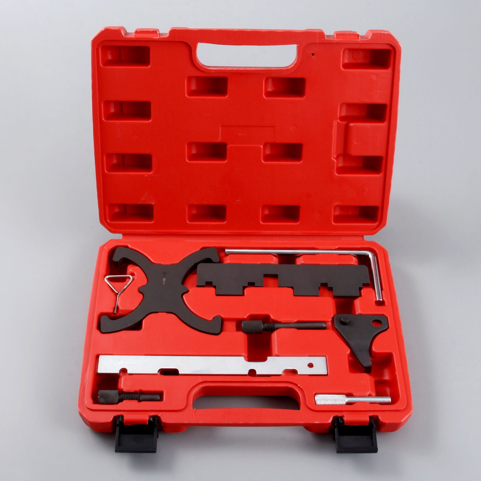 Yetaha Engine Camshaft Timing Locking Tool Set Kit For Ford Focus 1.6 For Mazada 1.6 Eco Boost For Volvo