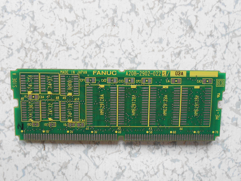 Fanuc PC board A20B-2902-0225//03A used and tested