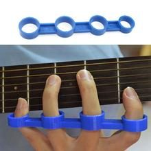 цена на Electric Acoustic Guitar Finger Expansion Musical Instrument Accessories Finger Strength Flexibility Ukulele Piano Practice New