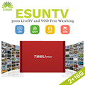 1 Year IPTV included T95U PRO Android IPTV Box 6.0 Smart TV Box Spain UK Germany Italy Netherland Sweden Portugal EX-YU xxx US