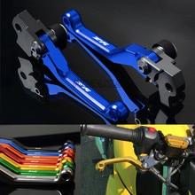 FREAXLL For Yamaha YZ125 YZ-125 YZ 125 2001-2014 CNC Aluminum Motorbike Pivot Motorcycle Dirt Bike Brake Clutch Levers