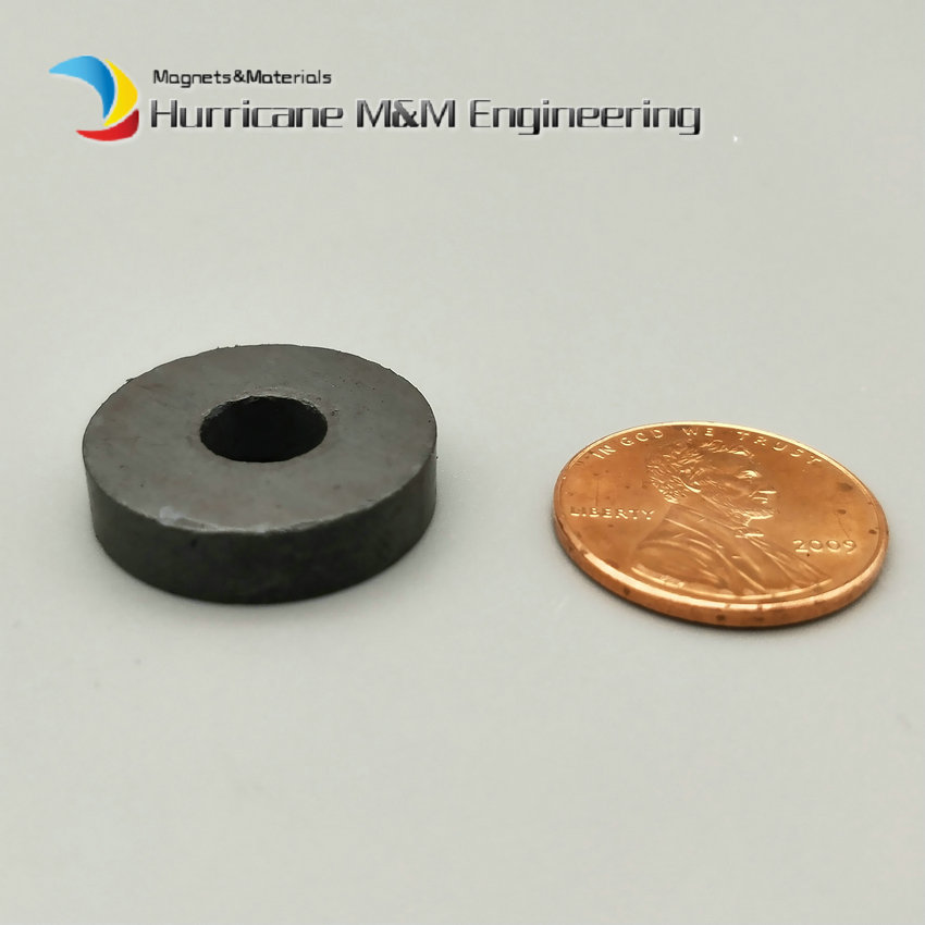 1 Pack Ferrite Magnet Ring OD 21x7x5 mm 0.83 for Subwoofer C8 Ceramic Magnets for DIY Loud speaker Sound Box board home use exotao high wasit jeans women casual loose pockets spliced denim trousers feminina wide leg pants full length jeans female 2017