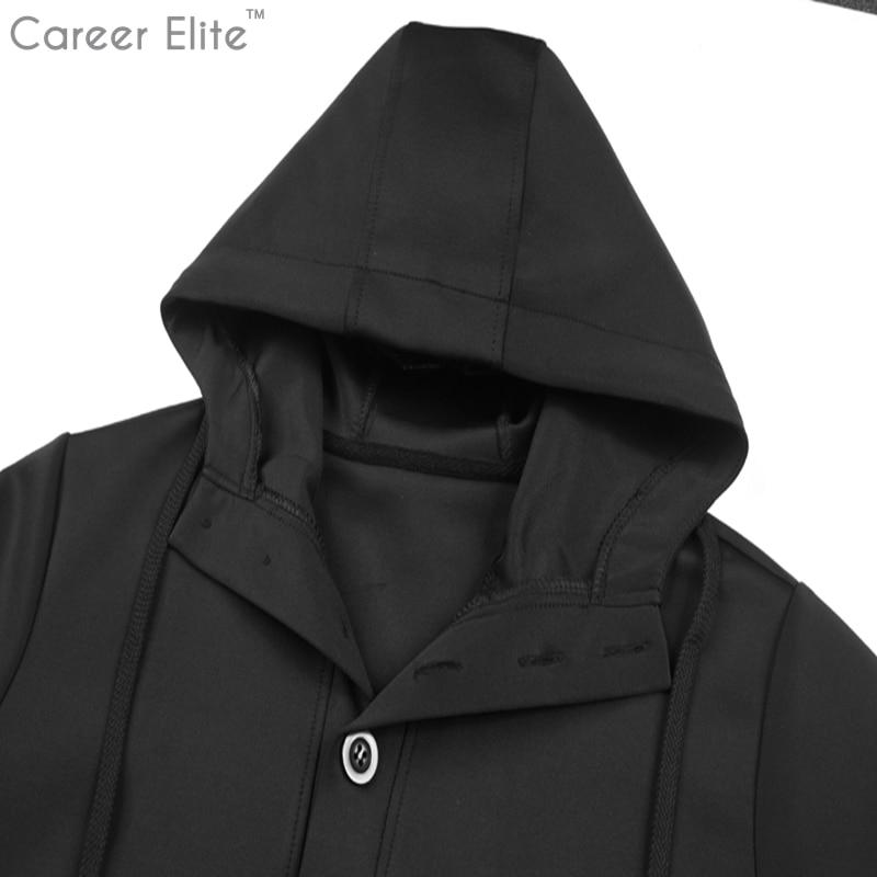 Clothes 2018 Tops New Brand Hoodies Streetwear Hip Hop Black Gray Navy Blue Hoodie Men Hoodies And Size L-XXXL Moletom Masculino