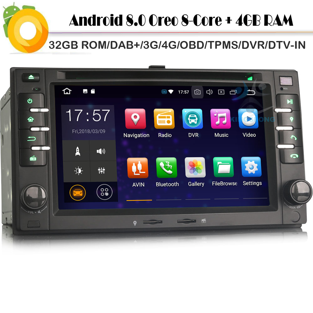 Octa Core Android 8 0 Autoradio Dab Car Stereo Gps Navigation Rh  Aliexpress: KIA Carens. KIA Carens 2004 Wiring Diagram Trusted Diagrams