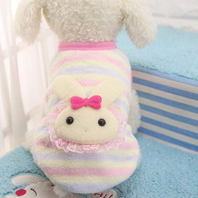 Winter Cotton Dog Vest for small Dogs