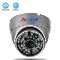 BESDER 1080P SONY STARVIS Night Vision IP Camera H.265 Metal Casing CCTV Home Security Camera 2MP IMX 307 Camera ONVIF 2.0 XMEye Surveillance Cameras