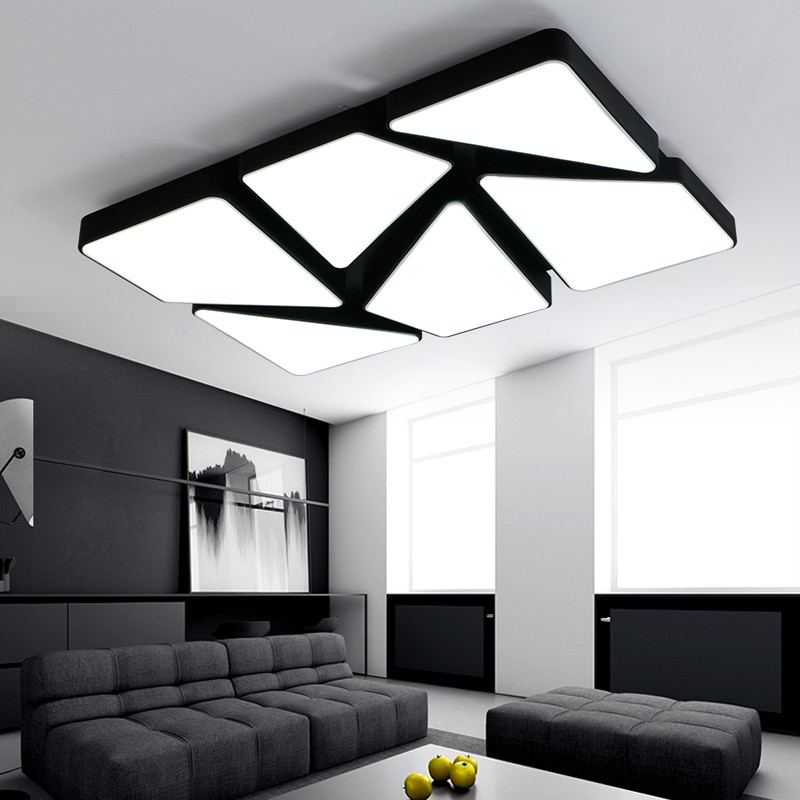 Ceiling Lights Home Bargains : New acrylic modern led ceiling lights for living room