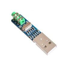 5 В Питание От Порта USB PCM2704 MINI USB Звуковая Карта ЦАП плата декодера для PC Компьютер