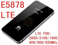 Newest Unlocked Huawei 4g Lte Wifi Router 150Mbps E5878s 32 4g LTE FDD All Frequency 4g