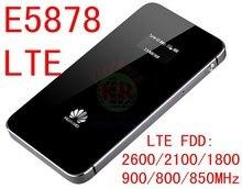 unlocked Huawei E5878 4g lte wifi router 150Mbps E5878s-32 4g LTE FDD 800 4g lte MiFi dongle mobile hotspot pk E589 e5776 e5372