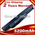 Nueva batería del ordenador portátil para ASUS X53E X53Q X53S X53Sa X53Sc Notebook PC A32-K53 A42-K53 A43 K43 X43 K53