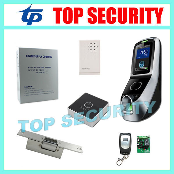 dhl free shipping face fingerprint password time clock attendance english interface zk iface7 face recognition access control 1500 users capacity face and fingerprint time attendance and access control DIY multibio700 face recognition access control