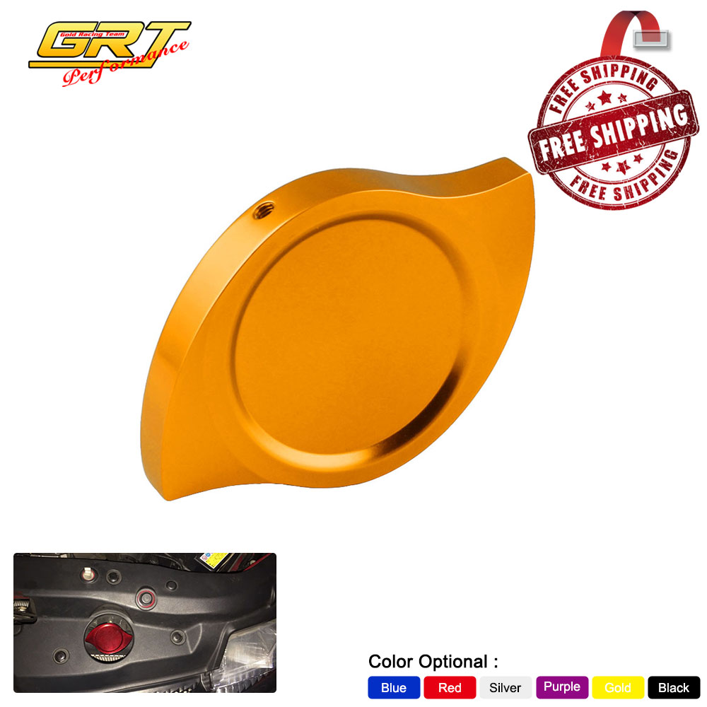 Automobiles & Motorcycles Persevering Free Shipping Aluminum Radiator Cap Cover Fit For Honda Accord Civic Cr-v Cr-z Crx City Crossroad Elysion Jazz Prelude Oc016 Great Varieties