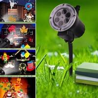 New Arrival High Light LED Garden Projector for Christmas Party Festival Home Outdoor Decor for EU/US/UK/AU Plug Supplier Sale