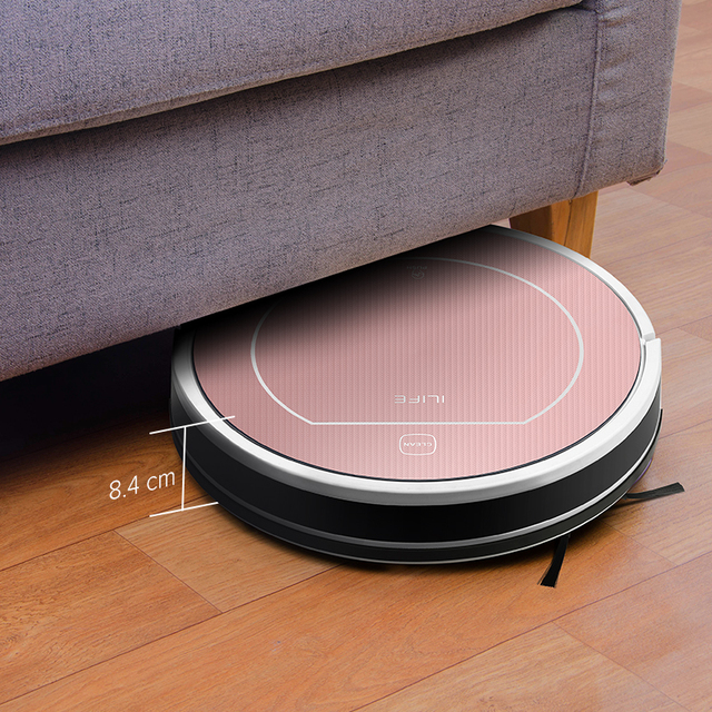 ILIFE V7s Plus Robot Vacuum Cleaner & Wet Mopping