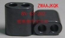جديد 5 قطعة RF ثقب مزدوج الفريت الأساسية: BN 43 202