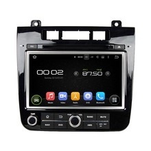 otojeta car dvd player for VW TOUAREG  2010-2014 octa core android 6.0 2GB RAM auto stereo gps/radio/dvr/obd2/tpms/camera