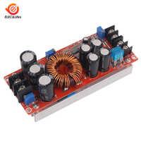 Module d'alimentation à courant Constant de poussée de convertisseur de cc de la puissance élevée 1200W 20A dans 8-60V 12-83V